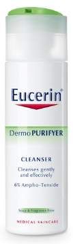 EUCERIN DermoPURIFYER čisticí gel 2x200ml promo17