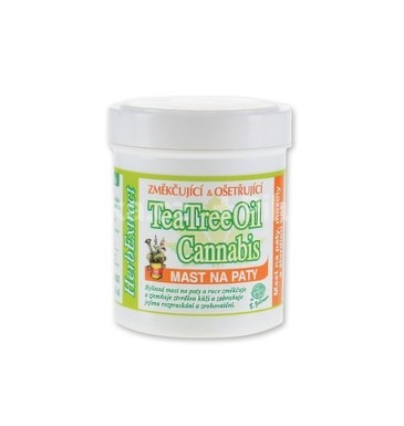 Herb Extract Tea Tree Oil mast na paty 125ml