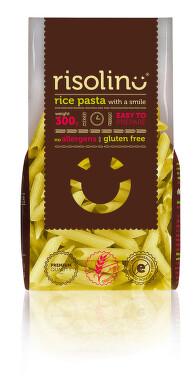 Rýžové bezlep.těstov.RISOLINO Premium 300g PENNE