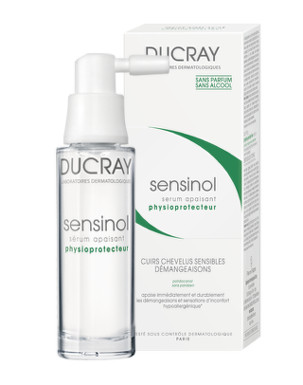 DUCRAY Sensinol serum 30ml-zklidňující sérum