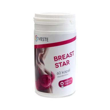 Vieste Breast Star cps.60