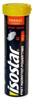 ISOSTAR Power Tabs šumivé tablety 10ks orange