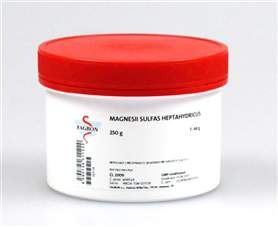 Magnesii sulfas heptahydricus 250g Fagron