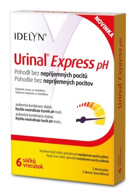 Walmark Urinal Express pH 6 sáčků