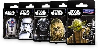 Hansaplast Star Wars náplast 20ks