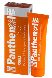 Panthenol HA krém 7% 30ml