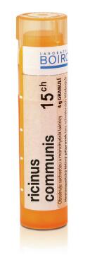 RICINUS COMMUNIS 15CH granule 4G