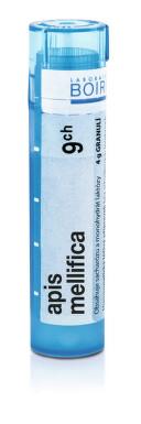 APIS MELLIFICA 9CH granule 1X4G
