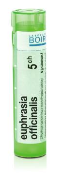 EUPHRASIA OFFICINALIS 5CH granule 1X4G