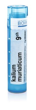 KALIUM MURIATICUM 9CH granule 1X4G