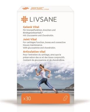 LIVSANE Podpora pro zdravé klouby tbl.30