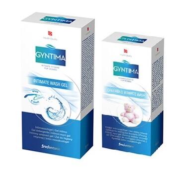 Fytofontana Gyntima intim.mycí gel 200+děts.100ml