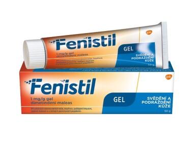FENISTIL 1MG/G gely 1X50G