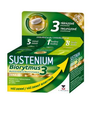 Sustenium Biorytmus ŽENA 60+