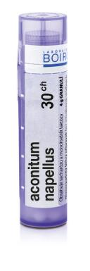 ACONITUM NAPELLUS 30CH granule 1X4G