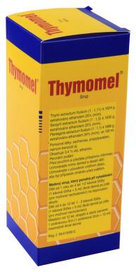 THYMOMEL perorální sirup 1X100ML