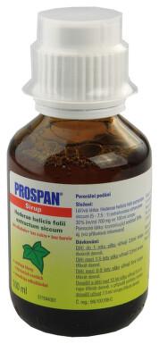 PROSPAN perorální sirup 1X100ML/700MG + ODM