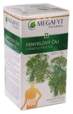 FENYKLOVÝ ČAJ perorální léčivý čaj 20 I