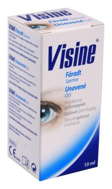 Visine Unavené oči 10ml