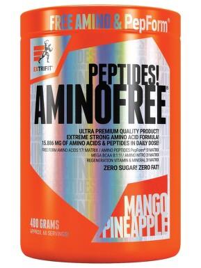 EXTRIFIT Aminofree Peptides 400g Mango - pineapple