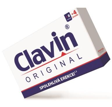 Clavin ORIGINAL tob.8