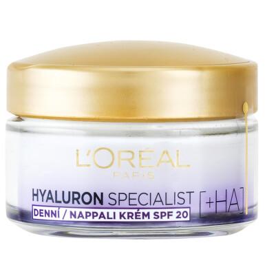 L'Oréal Paris Hyaluron Specialist denní hydratační krém SPF20 50ml