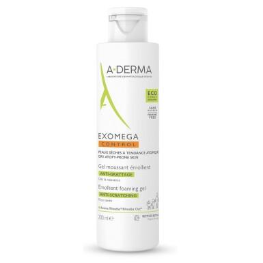 A-DERMA Exomega CONTROL Zvláč.pěnivý gel 200ml
