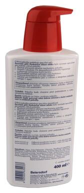 EUCERIN ph5 Hydratační tělové mléko 400ml 63003