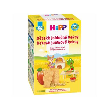 HiPP SUŠENKY BIO Dět. jablečné keksy 150g