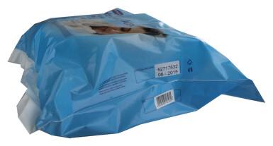 Vložky porodnické SAMU 2x+prsní vložky+Molipants L