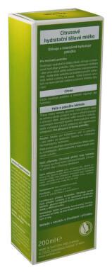 WELEDA Citrusové hydratační tělové mléko 200ml