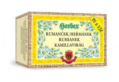 HERBEX Heřmánek pravý 20x3g n.s.