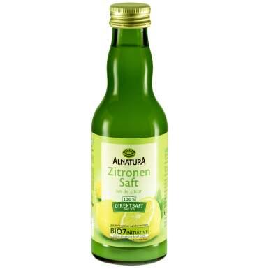 Alnatura Citronová šťáva 0.2l