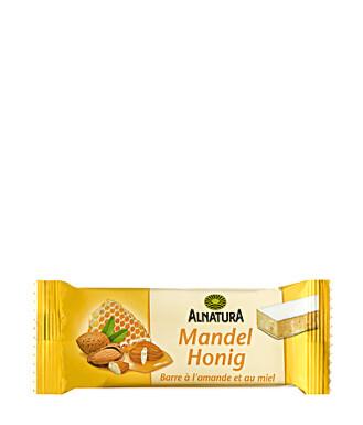 Alnatura Mandlovo medová tyčinka 40g