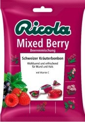 Ricola Mixed Berry 75g