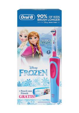 Oral-B El.kart.Vitality dětský Frozen + penál