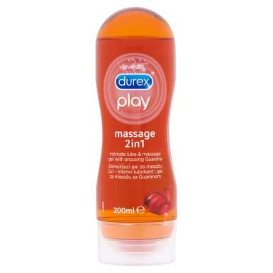 DUREX Play Masážní gel 2v1 Stimulující 200 ml