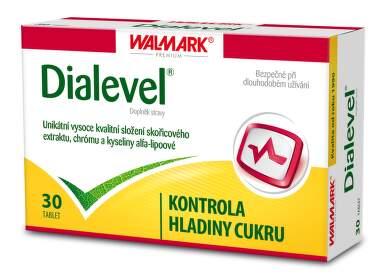 Walmark Dialevel tbl. 30