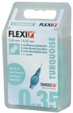 TANDEX mezi.kart. Flexi 0.35 mm tyr. 6 ks TA819070
