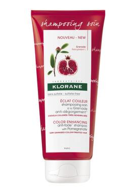 KLORANE Grenade šamp.sans sulf-barvené vlasy 200ml