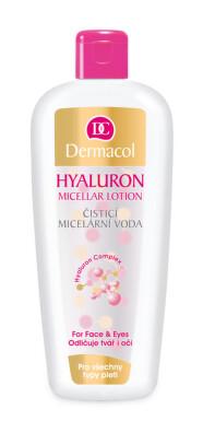 Dermacol Hyaluron čisticí micelární voda 400ml