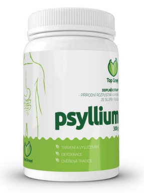 Top Green Psyllium 300g