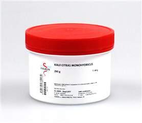 Kalii citras monohydricus 250g Fagron