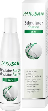 Parusan Stimulátor šampon pro ženy 200 ml