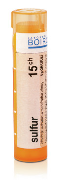 SULFUR 15CH granule 4G