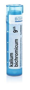 KALIUM BICHROMICUM 9CH granule 4G