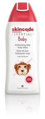 Skincode ESS Baby Hydratační tělové mléko 200 ml