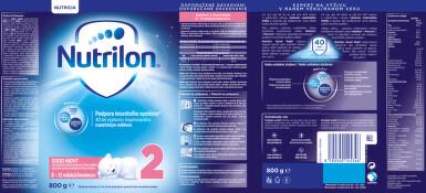 Nutrilon 2 Good Night 800g