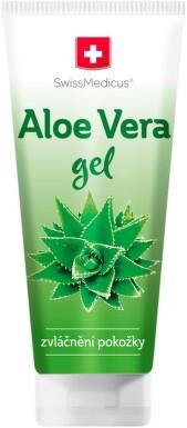 SwissMedicus Aloe vera gel 200 ml