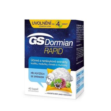 GS Dormian Rapid cps.40 akce 2019 ČR/SK